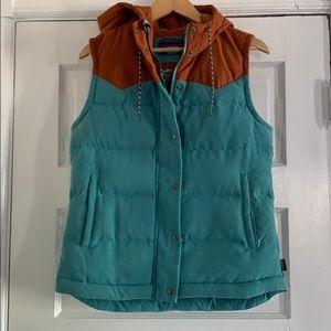 RARE Patagonia Vest Size Small